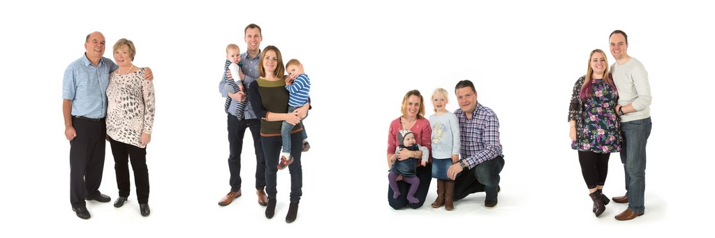 Family Montage at GP1 Studios in Harrow by Pinner PP